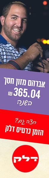 Avraham Side Banner